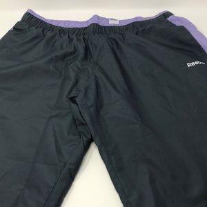 Reebok Straight Woven Pants Size M